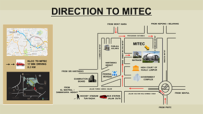MITEC Overview Map